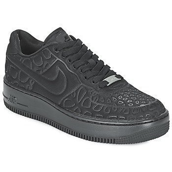 Nike AIR FORCE 1 UPSTEP PLUSH W matalavartiset tennarit