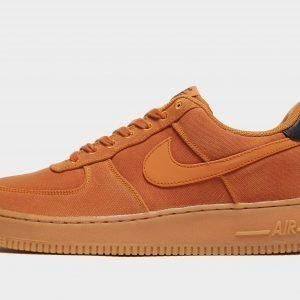 Nike Air Force 1 '07 Lv8 Canvas Oranssi
