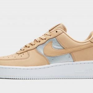 Nike Air Force 1 '07 Tan / Silver