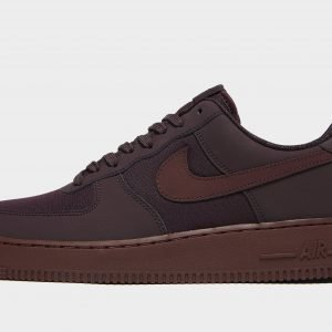 Nike Air Force 1 Essential Low Burgundy