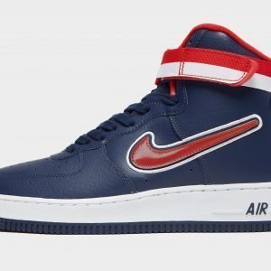Nike Air Force 1 High 'NBA' Sininen