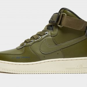 Nike Air Force 1 High Utility Vihreä