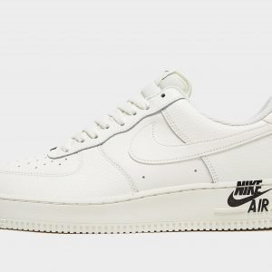 Nike Air Force 1 Logo Off-White / Black