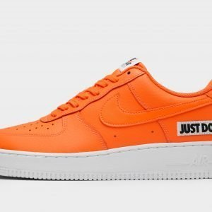 Nike Air Force 1 Low 'Just Do It' Oranssi