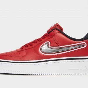 Nike Air Force 1 Low 'NBA' Punainen