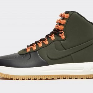 Nike Air Force 1 Mid Duck Boot Musta