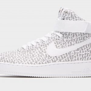 Nike Air Force 1 Mid Valkoinen
