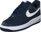 Nike Air Force 1 Midnight Navy/White-Mid Navy