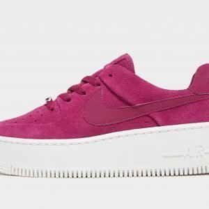 Nike Air Force 1 Sage Low Vaaleanpunainen