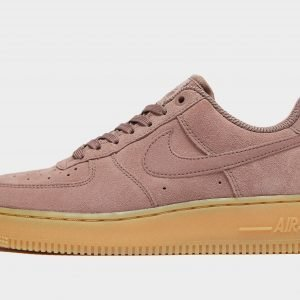Nike Air Force 1 Suede Vaaleanpunainen