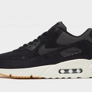 Nike Air Max 90 Ultra Suede Musta
