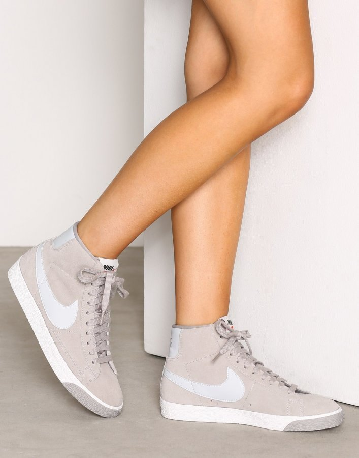 Nike Blazer Mid Vintage Suede Varsitennarit Cobblestone