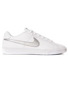 Nike Court Royale White/Metallic Silver
