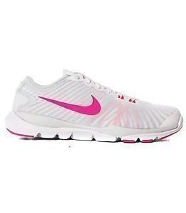 Nike Flex Supreme TR 4 Hyper Pink Wolf Grey