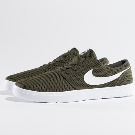 Nike SB Tennarit Khakiruskea
