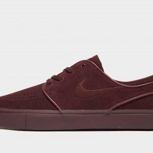 Nike Sb Janoski Zoom Burgundy