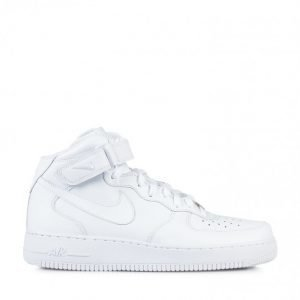 Nike Sportswear Air Force 1 Mid '07 Tennarit Valkoinen