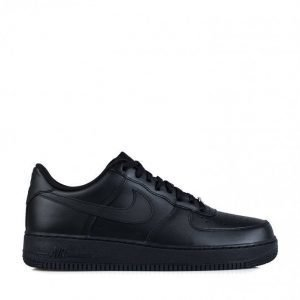 Nike Sportswear Air Force 1'07 Tennarit Musta