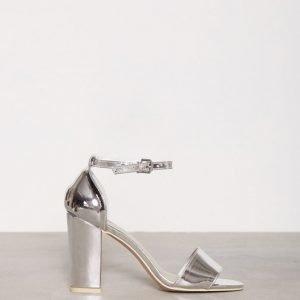 Nly Shoes Block Heel Sandal Sandaalit Hopea