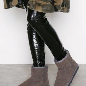 Nly Shoes Boots Bootsit Harmaa