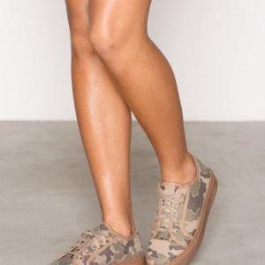 Nly Shoes Camo Sneaker Tennarit Camo