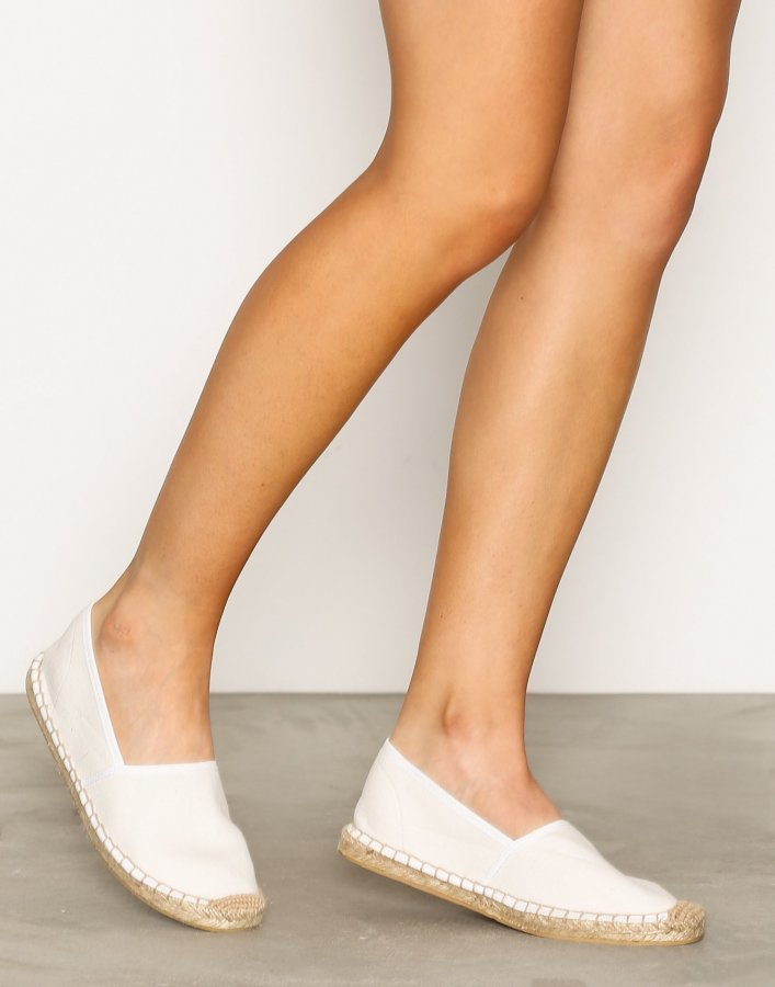 Nly Shoes Espadrilles Espadrillot Offwhite