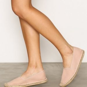 Nly Shoes Espadrilles Espadrillot Vaaleanpunainen