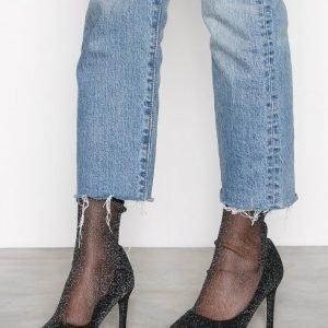 Nly Shoes Net Pump Korkokengät Musta