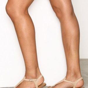 Nly Shoes Simple Sandal Sandaalit Hiekka
