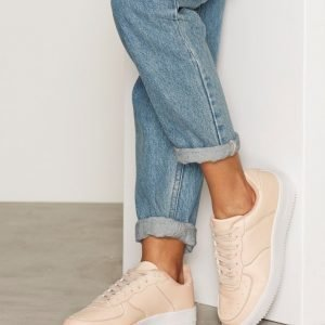 Nly Shoes Sneaker Tennarit Pink Beige