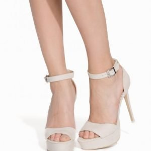 Nly Shoes Stiletto Platform Sandal Sandaalit Hiekka