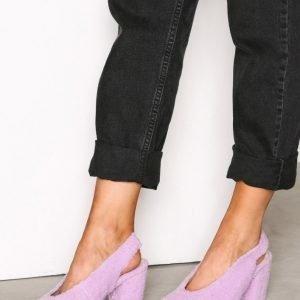 Nly Shoes Teddy Pump Korkokengät Lilac