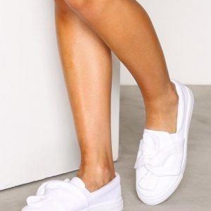 Nly Shoes Twist Sneaker Tennarit Valkoinen
