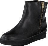 Nome Low boot 3300001 Black