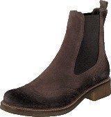 Nome Short boot 1826255 Dark brown