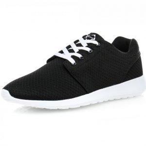 Nonation Nn Sneakers Vaxi Matalavartiset Tennarit Musta