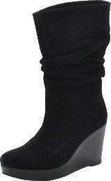 Norrback Peggy Wedge-heel Black