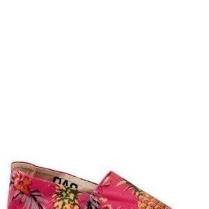 OAS Espadrilles Pineapple Flower