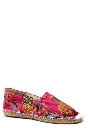 OAS Espadrilles Pineapple Flower