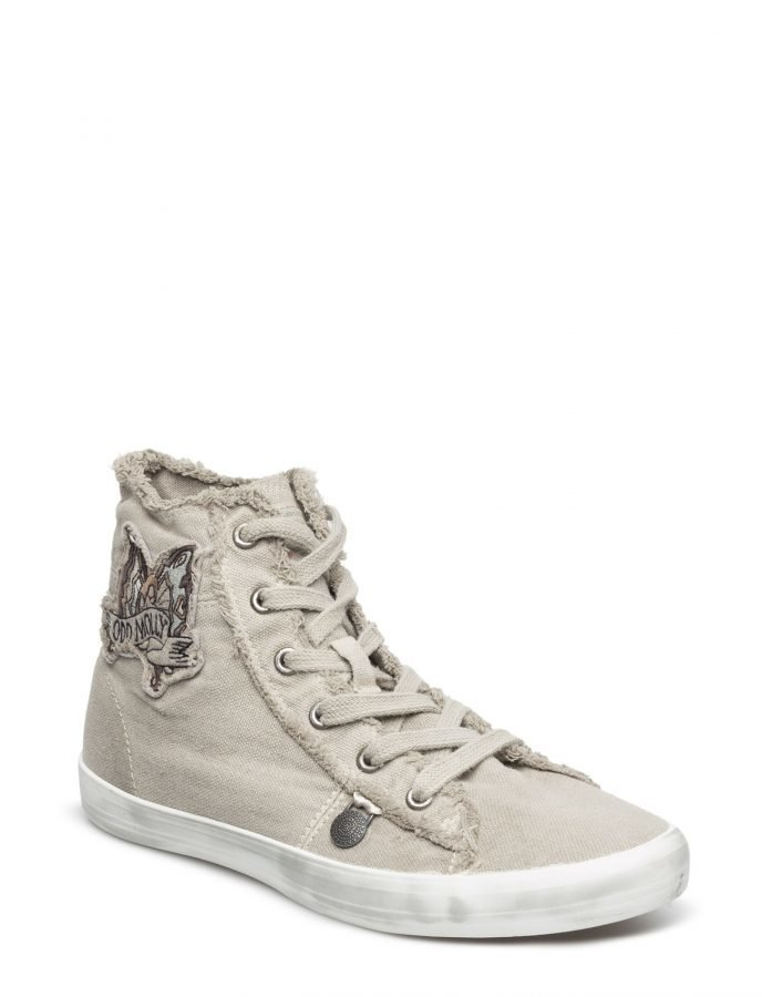 ODD MOLLY Butterfly High Sneakers