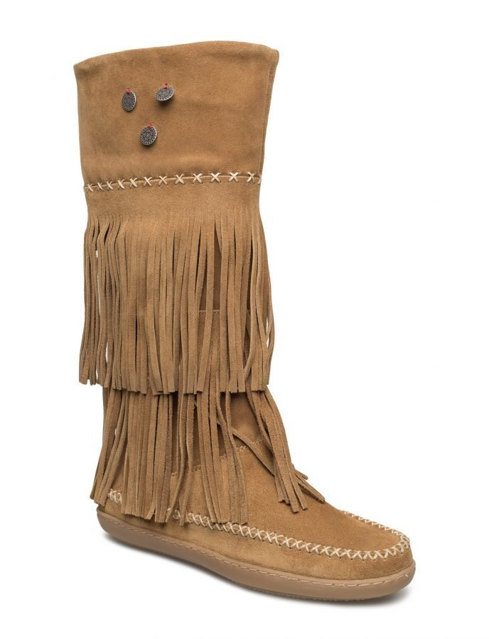 ODD MOLLY Walkabout High Moccasin