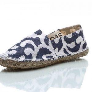 Oas Leopard Sandaalit Sininen / Värikäs