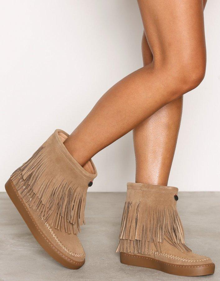 Odd Molly 1000 Miles Low Boot Bootsit Desert