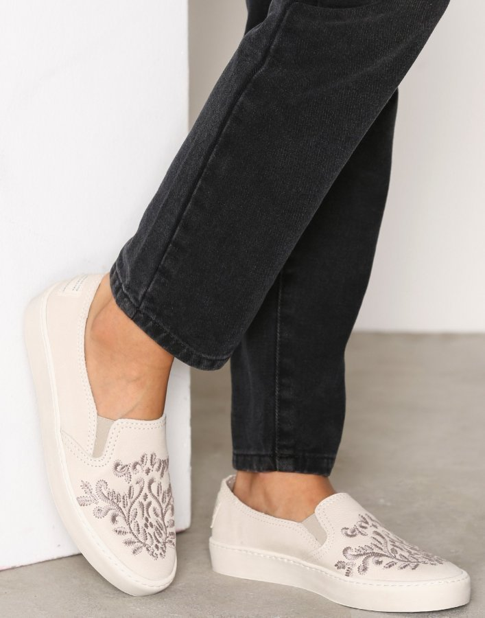 Odd Molly All Mine Slip-In Sneakers Slip-On Kengät Light
