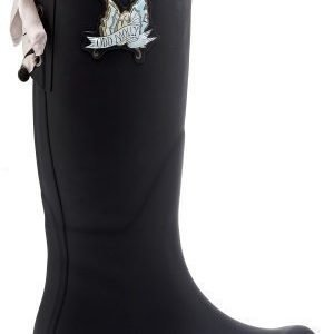 Odd Molly Tide Rainboot Almost Black