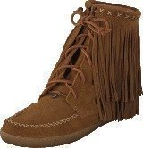 Odd Molly Walkabout Low Mocassin Brown