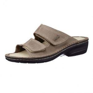 Orthomed Sandaalit Harmaanruskea