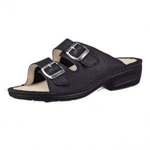 Orthomed Sandaalit Musta