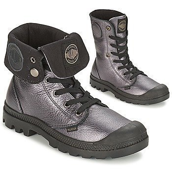 Palladium BAGGY METALLIC Leather bootsit