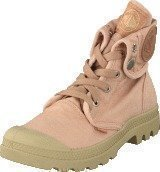 Palladium Baggy Ladies Salmon Pink